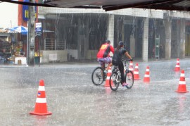 Muita chuva